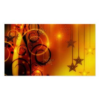 Christmas Business Card Templates