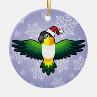 Christmas Caique / Lovebird / Pionus / Parrot Christmas Ornament