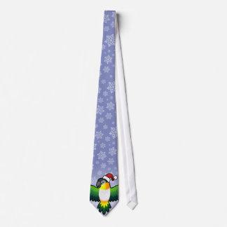 Christmas Caique / Lovebird / Pionus / Parrot Tie