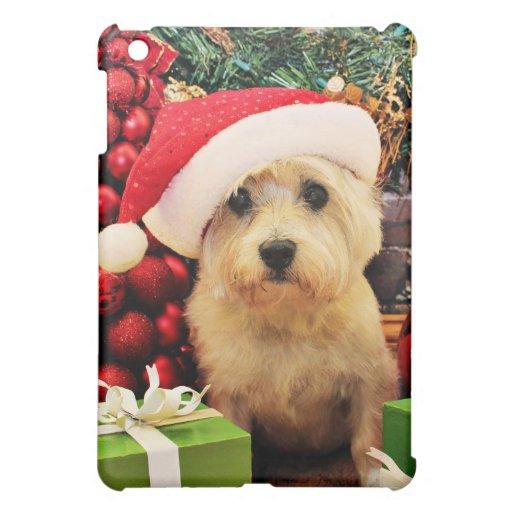Christmas - Cairn Terrier - Roxy iPad Mini Cases