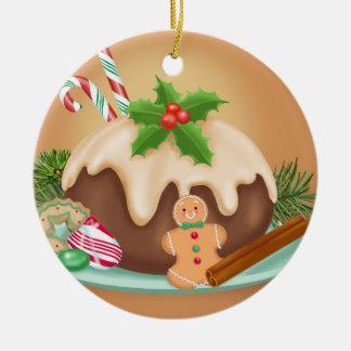 Christmas Cake Ornament