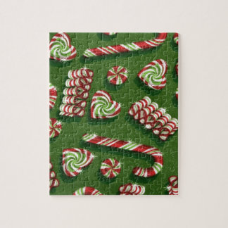 christmas candies jigsaw puzzle