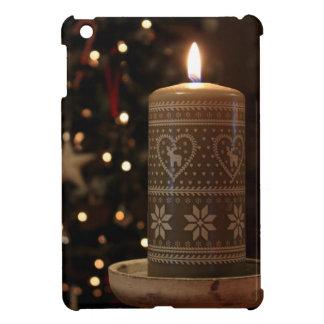 Christmas Candle iPad Mini Case