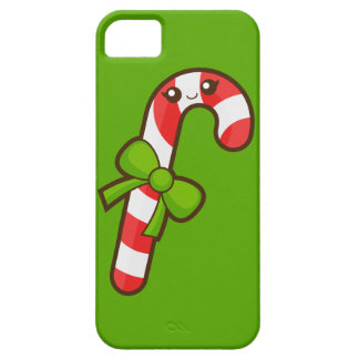 Christmas Candy Cane iPhone 5 Cases