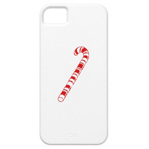 Christmas Candy Cane iPhone 5 Covers