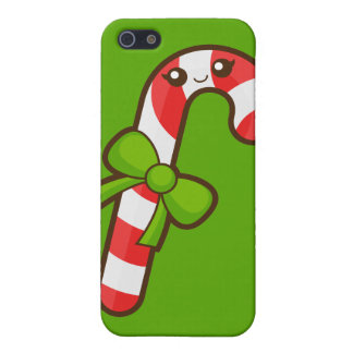 Christmas Candy Cane Case For The iPhone 5