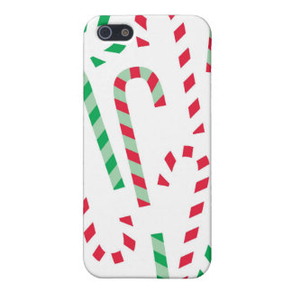 Christmas Candy Cane iPhone Case iPhone 5 Cases