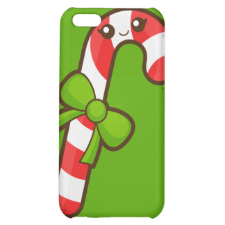 Christmas Candy Cane iPhone 5C Case