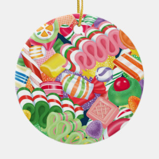 Christmas Candy Christmas Ornament