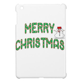 Christmas Candy Stick Cover For The iPad Mini