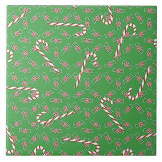 Christmas Candy Tiles