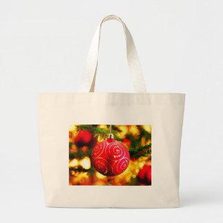 Christmas Canvas Bag