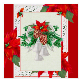 CHRISTMAS CARD 1 Perfect Poster Glossy Finish