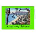 Christmas Card - Alassio, Italy