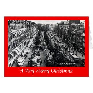 Christmas Card - Amsterdam