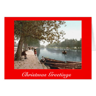 Christmas Card, Bedford Greeting Card