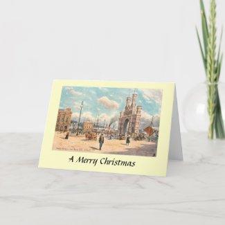 Christmas Card - Dundee, Scotland