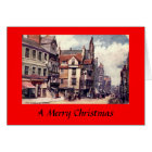 Christmas Card - Edinburgh