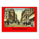 Christmas Card - Glasgow, Renfield Street