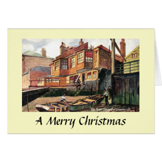 Christmas Card - Greenwich, London
