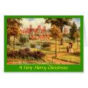 Christmas Card, Ipswich, Suffolk