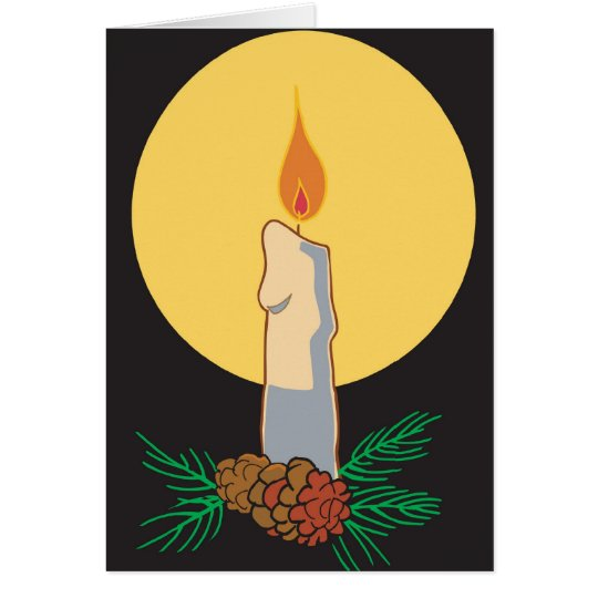 Christmas Card, Irish Blessing Card