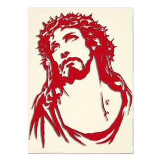 """Christmas card """"JESUS """""""
