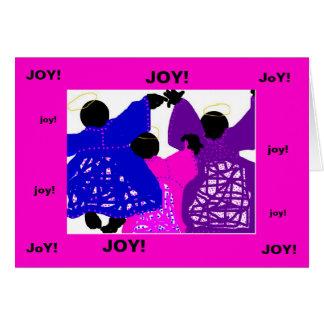 Christmas Card / Joy Angels