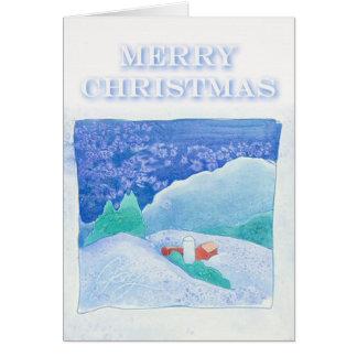 Christmas Card Joy by Susan M. Edgerton