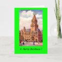 Christmas Card - London Coliseum