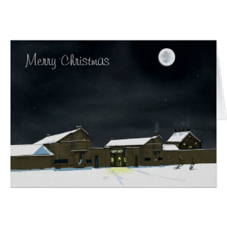 Christmas Card Newcastle Upon Tyne