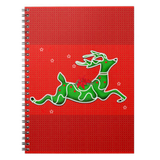 CHRISTMAS CARD Photo Notebook 4