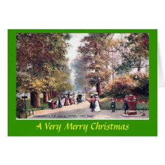 Christmas Card - Ravenscourt Park, Hammersmith