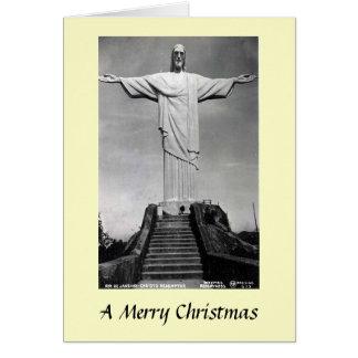 Christmas Card - Rio de Janeiro, Brazil