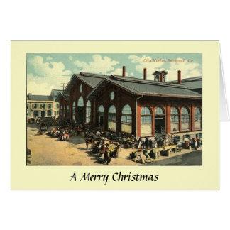 Christmas Card - Savannah, Georgia