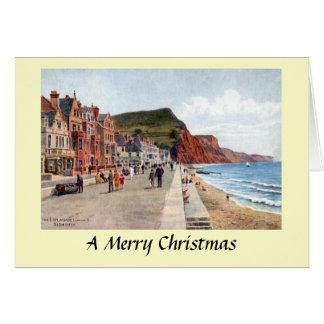 Christmas Card - Sidmouth, Devon