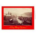 Christmas Card, St John's, Newfoundland