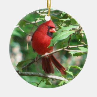 Christmas Cardinal Christmas Ornament