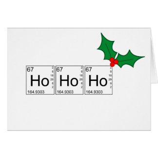 Christmas Cards - Ho Ho Ho