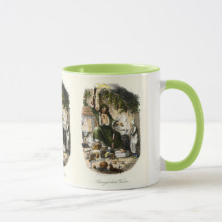 Christmas Carol - Ghost of Christmas Present Mug
