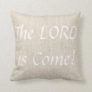 Christmas Carol Lyrics Song Celebrate Jesus Cushion