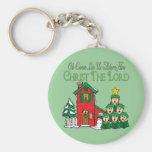 Christmas Carol Series Keychains Keychains