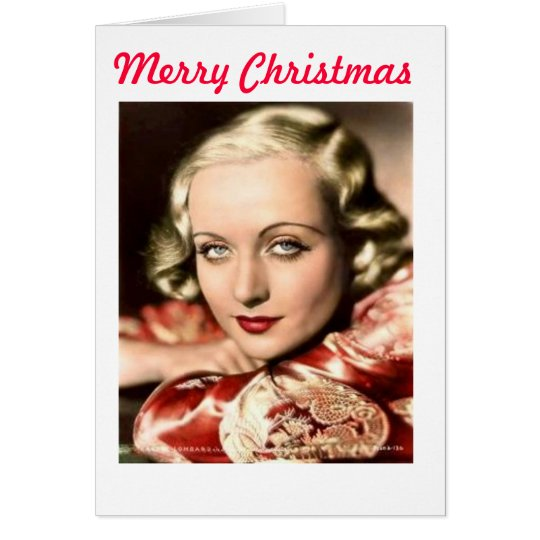 Christmas Carole Card