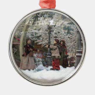 Christmas Carollers ornament