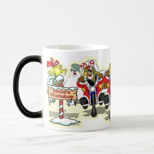 CHRISTMAS CARTOONS / BUBBA'S TOONE TEES COFFEE MUG