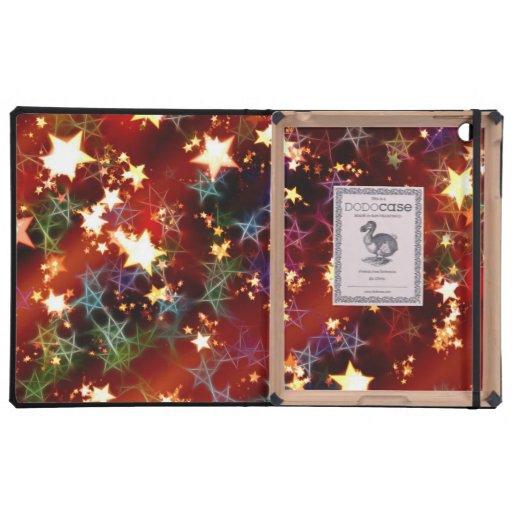 Christmas iPad Folio Cases