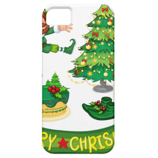 Christmas Case For The iPhone 5