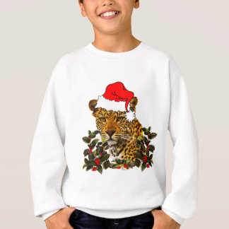 Christmas Cat Sweatshirt