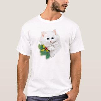 Christmas Cat T-Shirt