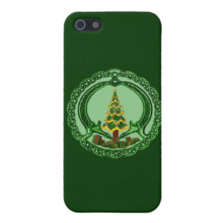 Christmas Chaddagh iPhone 5/5S Covers